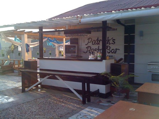 Ralph's Pension House Coron: the rooftop bar