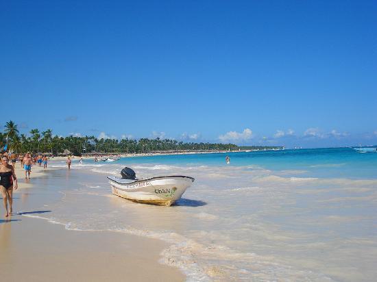 Luxury Bahia Principe Ambar Blue Don Pablo Collection : Beautiful Bavaro Beach