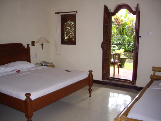 Ubud Bungalow: Inside room 15