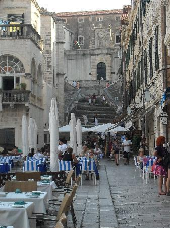 Buza Bar In Old Town Picture Of Dubrovnik Dubrovnik