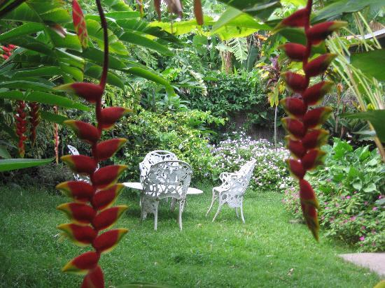 The Guest Houses at Malanai in Hana: Backyard Garden