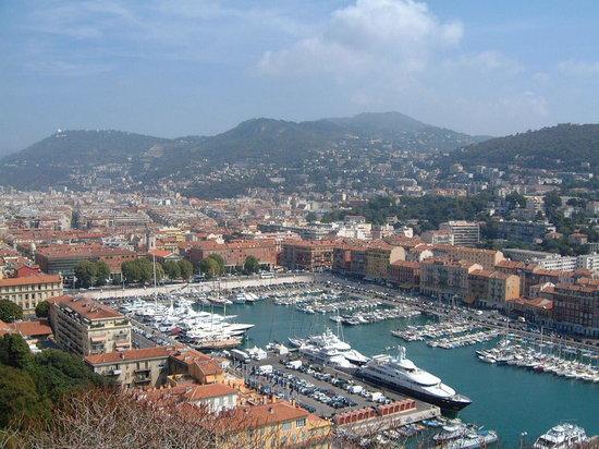 Ницца, Франция: Port de Nice