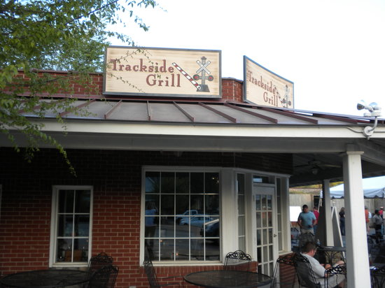 Trackside Grill Kennesaw Menu Prices Amp Restaurant