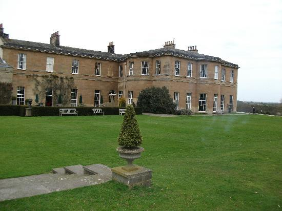 Rudding Park Hotel: The Grade 1 listed Regency House