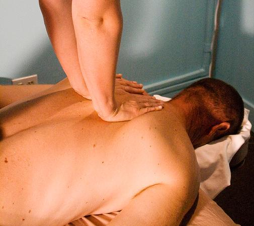NOURISH massage