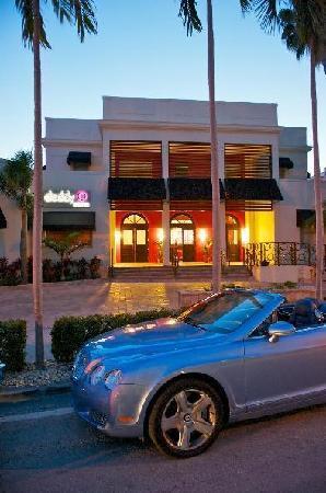 Daddy O Hotel: Entrance