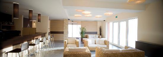 Ahotel hotel Ljubljana - Lounge