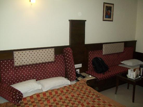 Hotel Aster Inn: Room