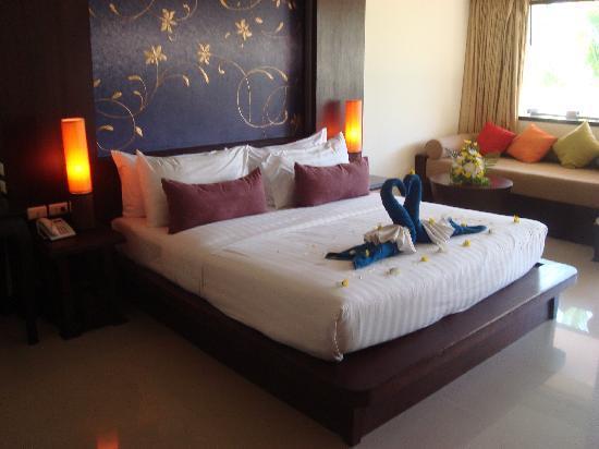Khao Lak Orchid Beach Resort: Deluxe Room