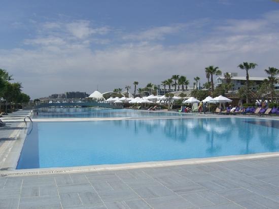 Swimming Pools Picture Of Susesi Luxury Resort Belek Tripadvisor