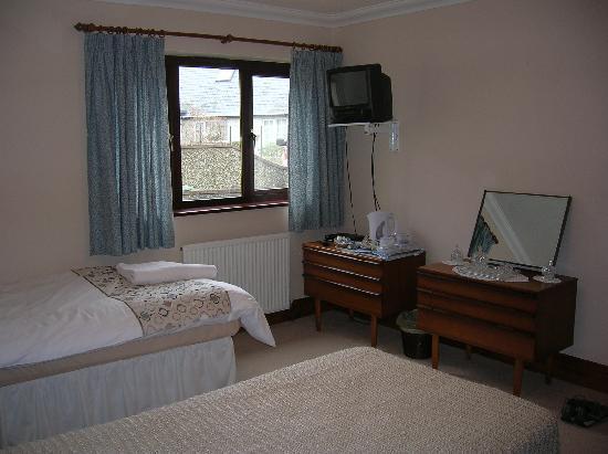 Gerwen Bed & Breakfast: twin room