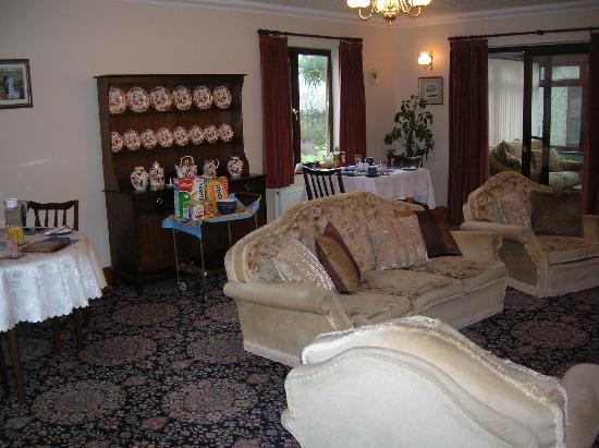 Gerwen Bed & Breakfast: lounge/breakfast area