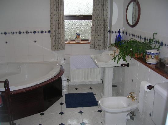 Gerwen Bed & Breakfast: bathroom