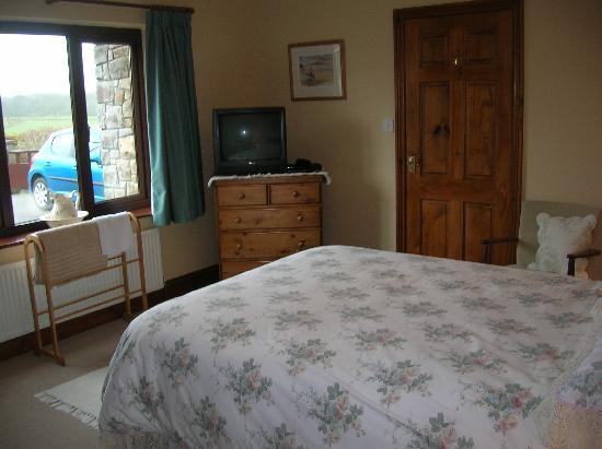 Gerwen Bed & Breakfast: double room