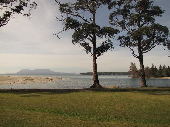 Island View Motel: Motel view