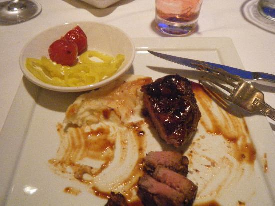 Citricos Lounge: Filet