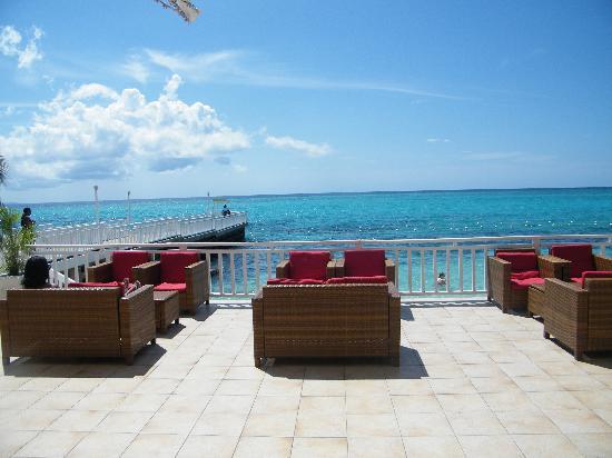 Royal Decameron Montego Beach : Face à la salle à manger