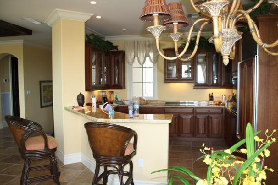 Grand Isle Resort & Spa : kitchen