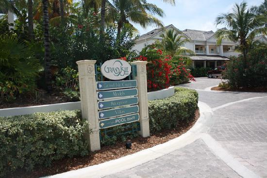 Grand Isle Resort & Spa : they keep the grounds immaculate!