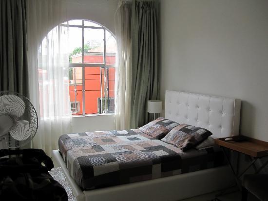 Condesa Haus: bed