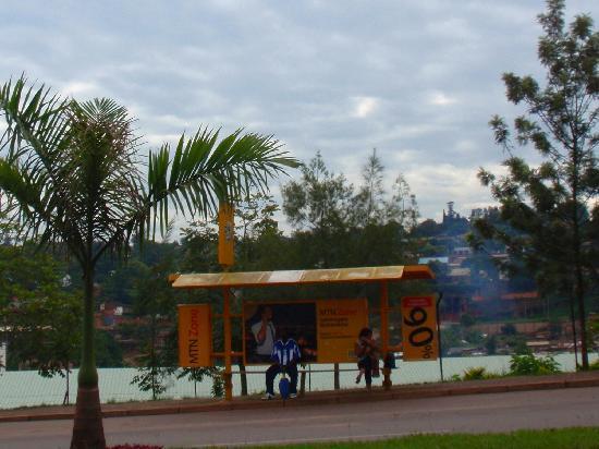 Κιγκάλι, Ρουάντα: バス停