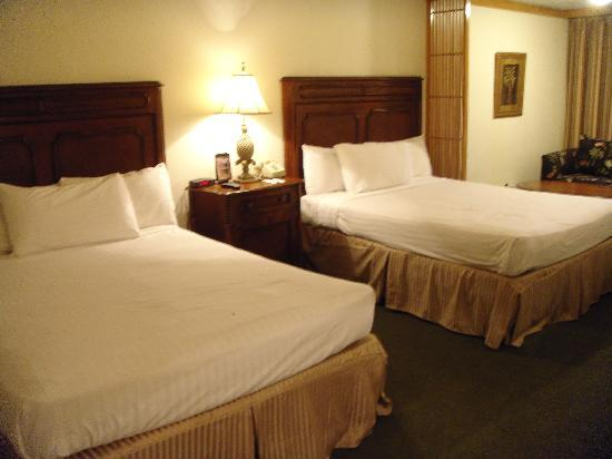 El Cortez Hotel & Casino: Rooms