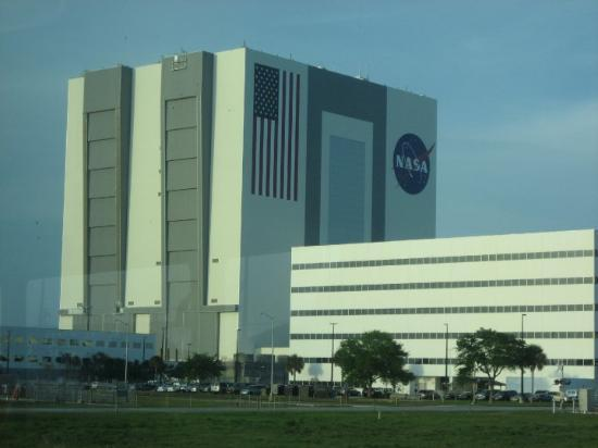 Cape Canaveral, FL: NASA VAB (Vehicle Assembly Building)