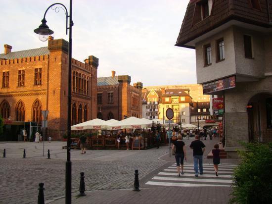 Kolobrzeg, Poland: ... and Polish Citys