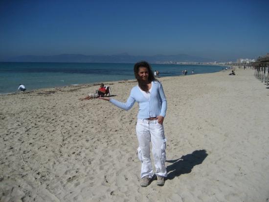 帕爾馬海灘照片