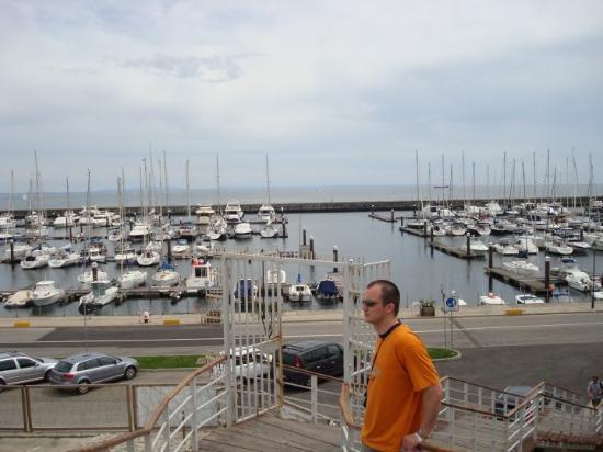 Cascais yacht harbour