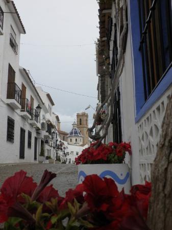 Altea, Spanien: le Vieu Altéa