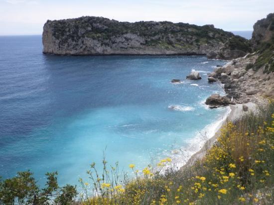 Javea, Spain: plage Ambolo  ouaoua
