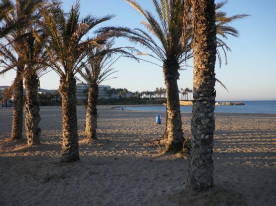 Javea, Spain: Xabia la grande plage