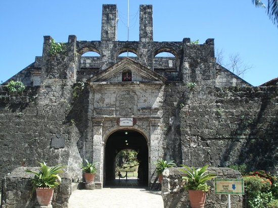 Kota Cebu, Filipina: Fort