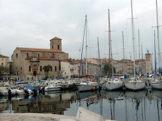 Restaurants in La Ciotat
