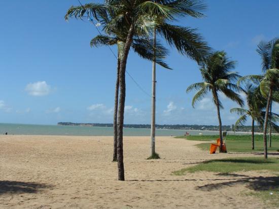 Joao Pessoa, PB: Praia de Tambaú, perto do Hotel