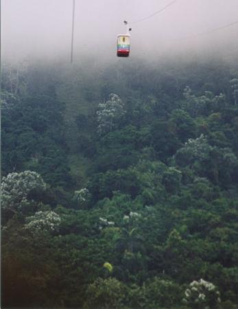 Puerto Plata, Dominican Republic: funicular North DR