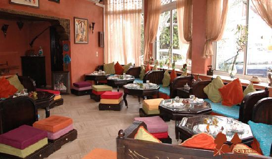 restaurant marocain saveurs du palais photo de restaurant saveurs du palais casablanca. Black Bedroom Furniture Sets. Home Design Ideas