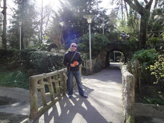 Vitoria-Gasteiz, Spain: Detalle del Parque de La Florida.