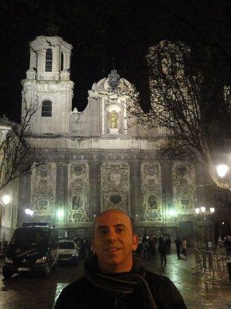 Zaragoza, İspanya: Iglesia de Santa Isabel.