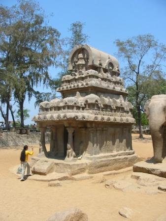 Foto de Mahabalipuram