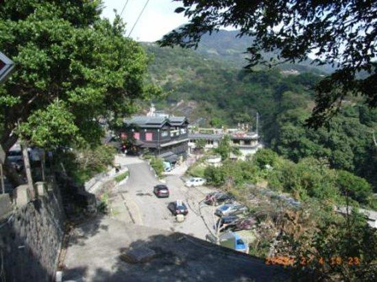北投, 台湾, 色んな温泉施設が並ぶ温泉郷