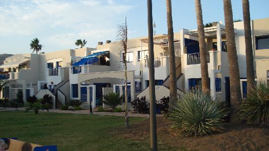 TUI FAMILY LIFE Playa Feliz Apartments: En annan del av hotellet