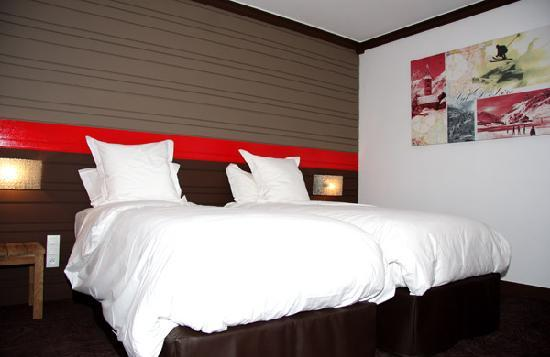 Hotel Ormelune : Chambre Large