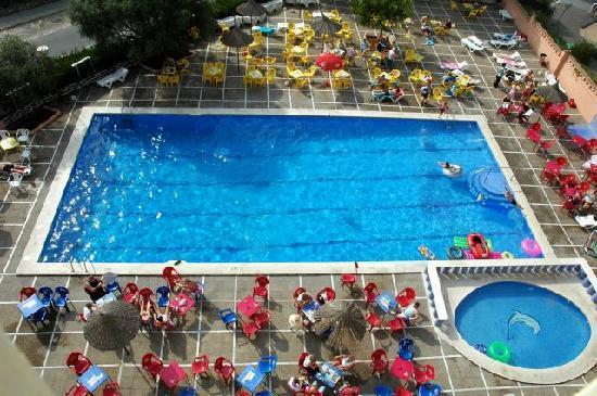 H·TOP Molinos Park: pool