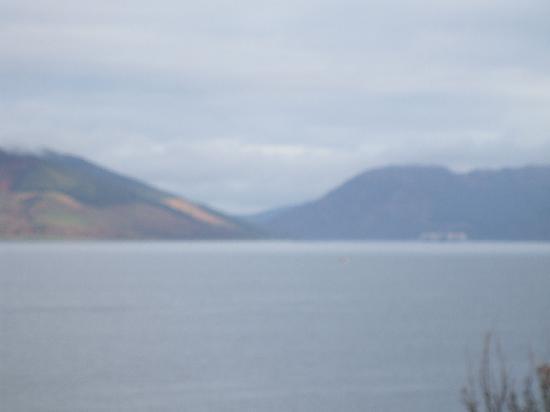 The Glenburn Hotel Ltd: view from the verandah