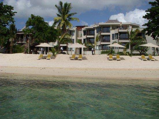 Le Cardinal Exclusive Resort: Plage Cardinal