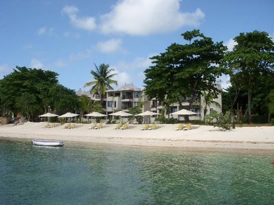 Le Cardinal Exclusive Resort: Plage Cardinal_2