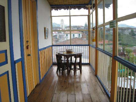 Ciudad de Segorbe Hostel Salento: Corridor
