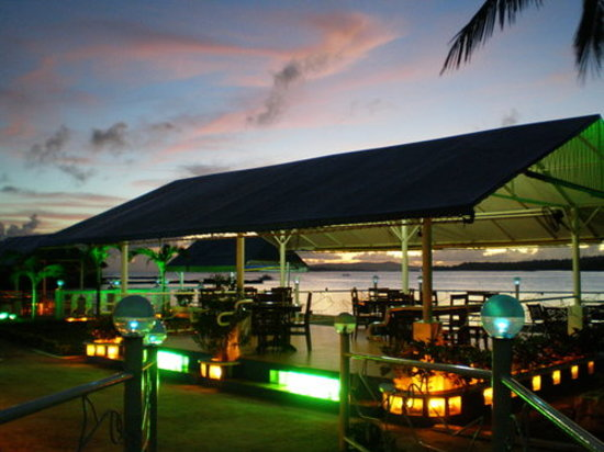 Guiuan, Philippinen: Tanghay View at Night